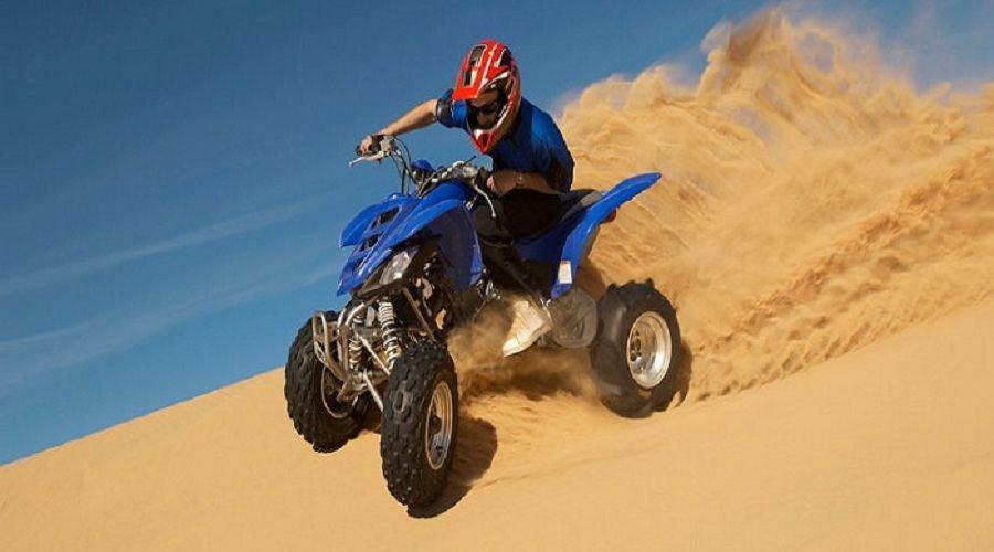 vip desert safari quad bikes in dubai, adventure quad bikes